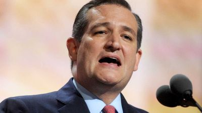 Mr Trump's rival Ted Cruz dropped out of the Republican nomination race in early May.