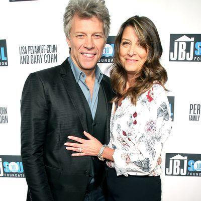 John Bon Jovi, 54, and Dorothea Hurley: Married 27 years