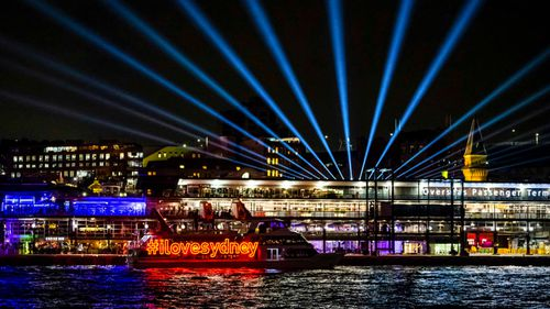 The lights will turn on at 6pm Friday May 25. (Destination NSW)