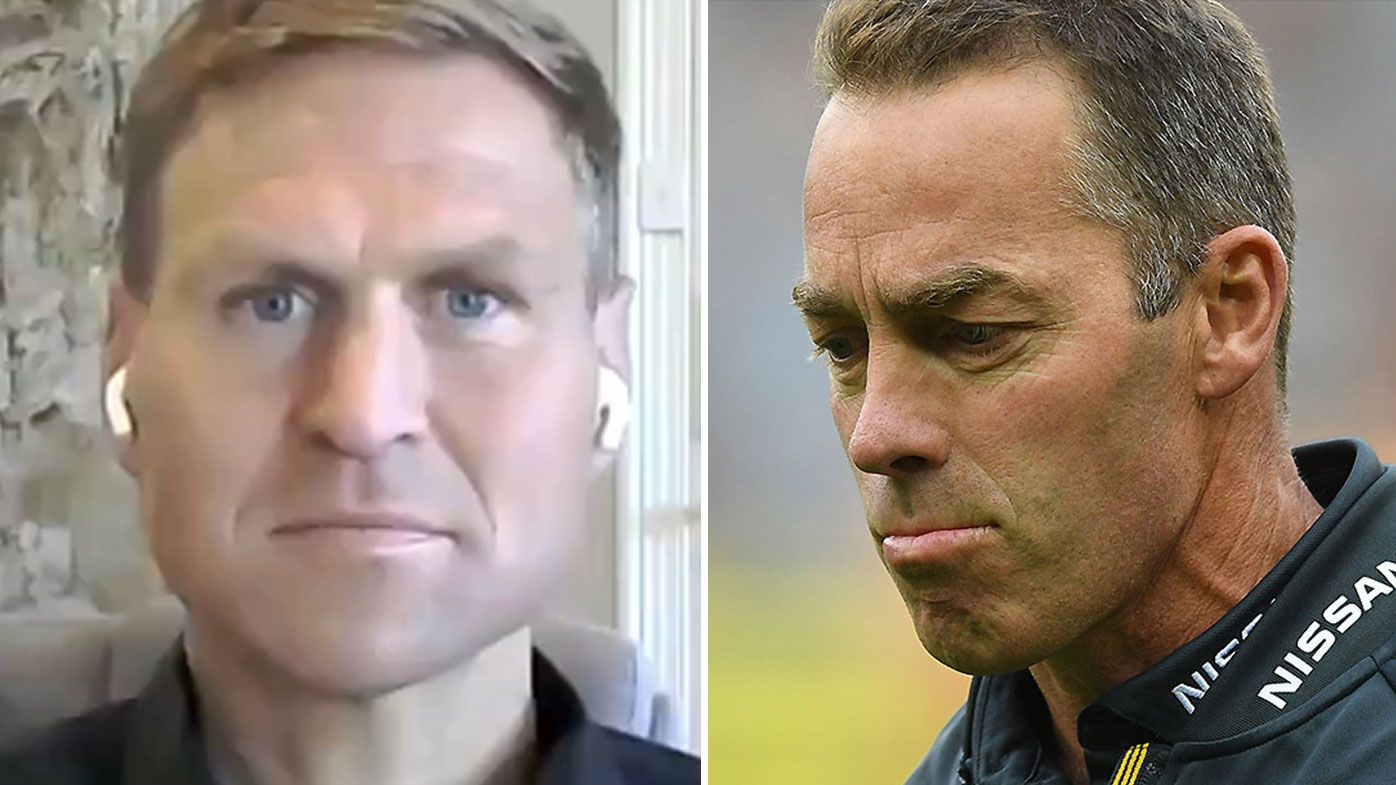 Kane Cornes takes aim at Alastair Clarkson's tactics after dour Hawks performance