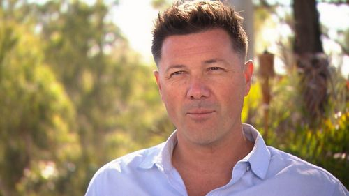 Mr Hawkins said he wants to highlight shortcomings in the health system. (9NEWS)