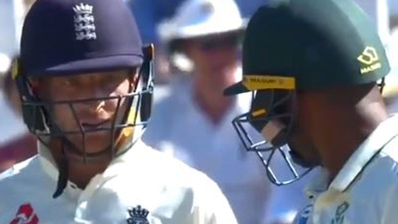 Jos Buttler savages Vernon Philander during fifth-day Test thriller in Cape Town
