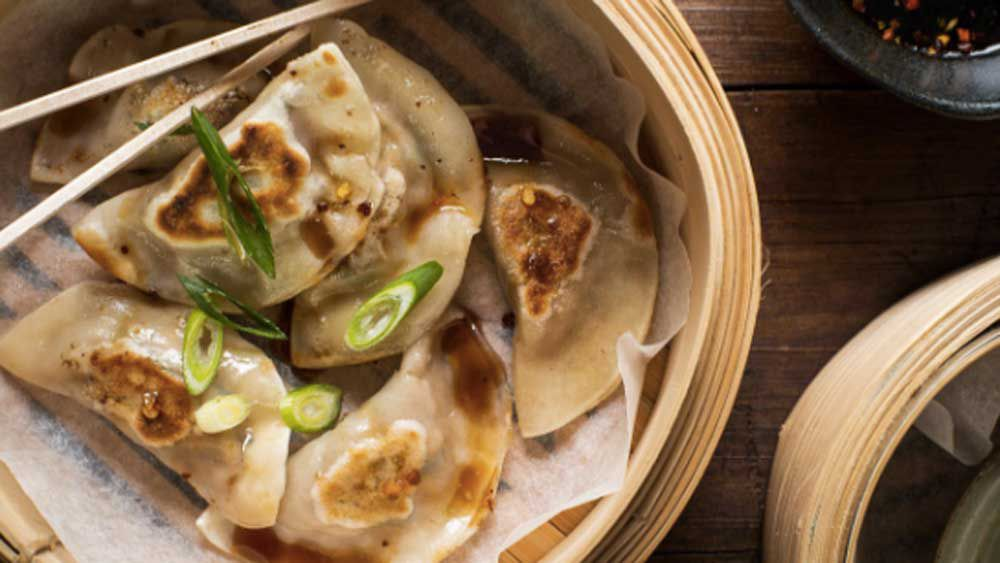 Pic's yummy dumplings