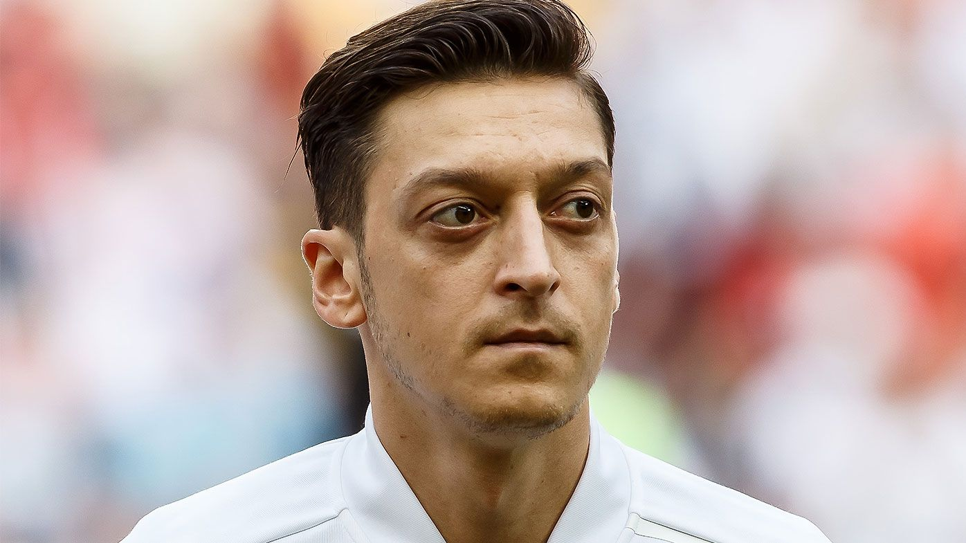 Germany star Mesut Ozil lashes DFB president and quits international team