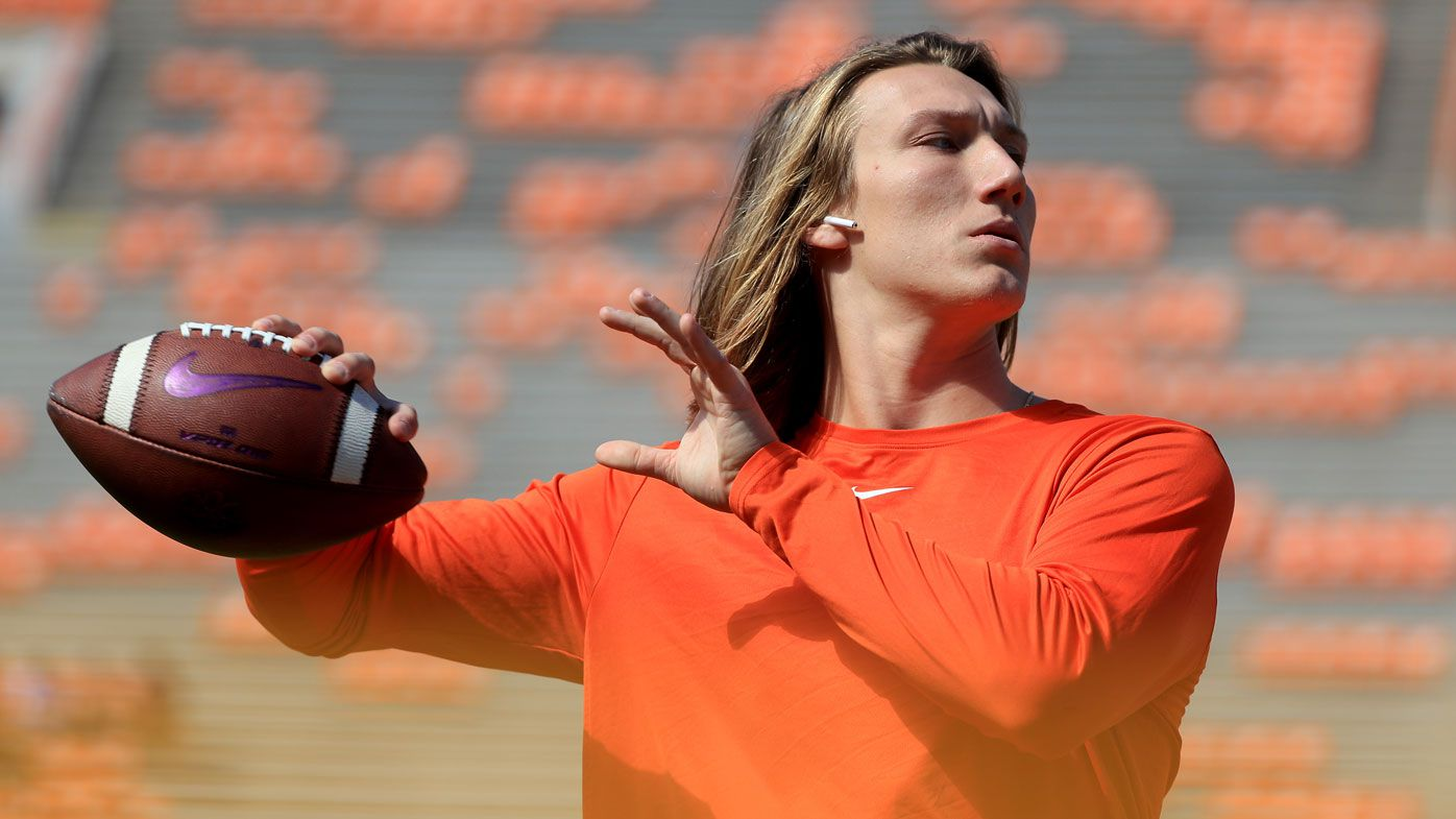Trevor Lawrence avoids NFL Draft Day 'jinx' after being selected No.1 by Jacksonville Jaguars