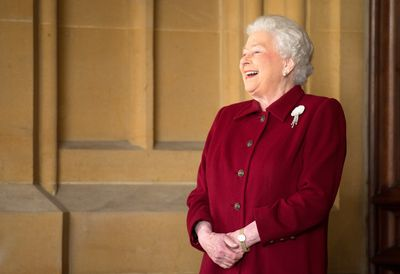 <p>Happy birthday, Queen Elizabeth!</p>