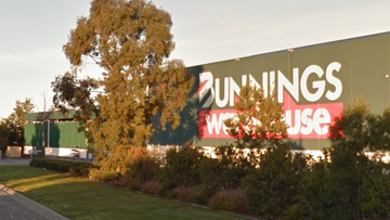 The Pakenham store is not the first Bunnings Raymond Hoser has had to collect a snake from.