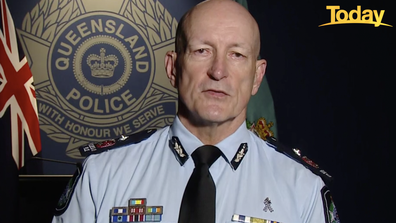 Queensland Police Deputy Commissioner Steve Gollschewski said people without the correct exemptions 'will be turned around'.