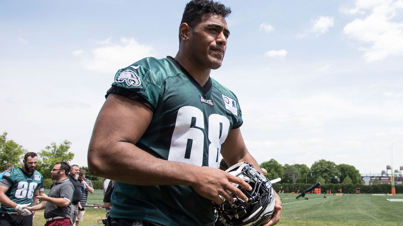 NFL: Injury ends Australia's Jordan Mailata's rookie season with Philadelphia Eagles