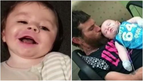 Murder charge for baby bashing accused dad