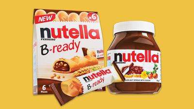 Nutella B-ready bar