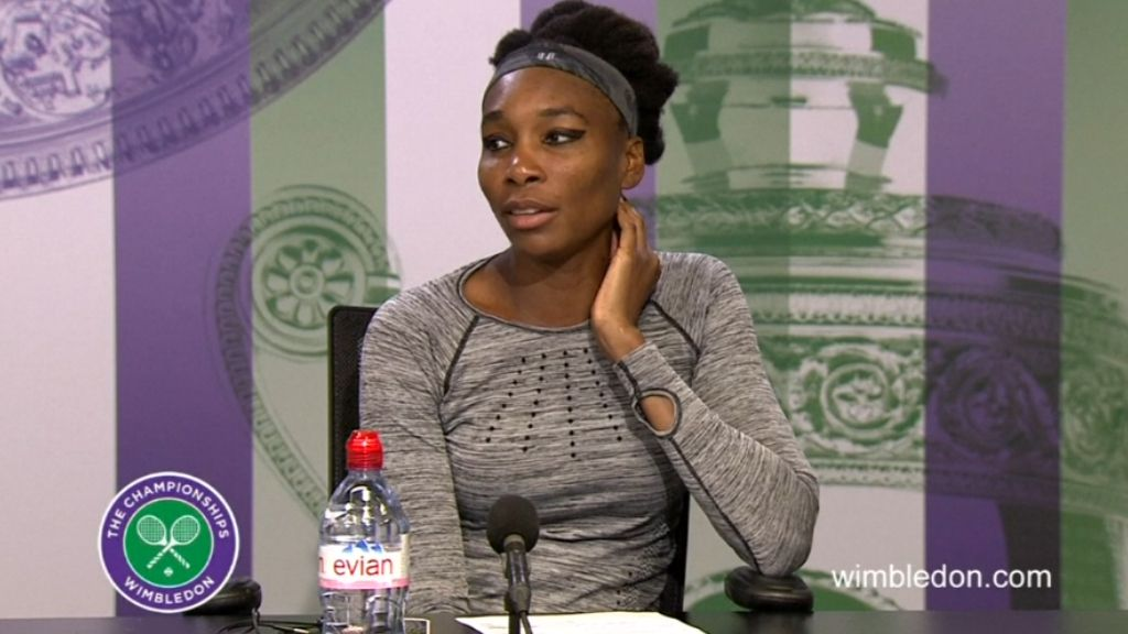 Williams insists that age won't stop her