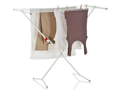 Leifheit Capri 10 Rung Clothes Airer — Howards Storage World