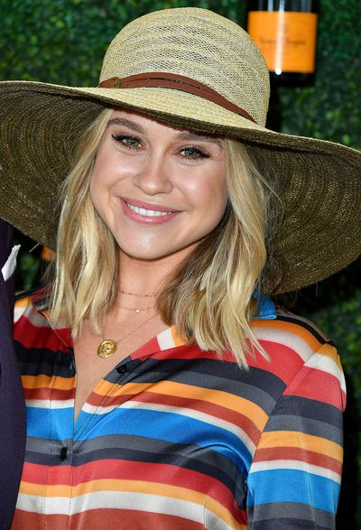 "<p> Jennifer Hawkins' Polo Tip #2</p> <p>""I'm also a big fan of a gorgeous wide brimmed hat. It's important not to go for headwear that is overly fussy but something that is a little more casual and protects you from the sun is perfect.""</p> <p> </p>"