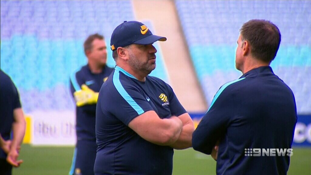 Ange to unleash Cahill