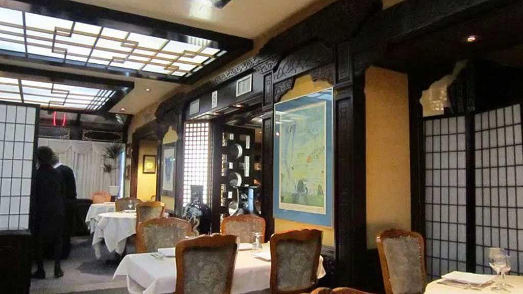 Woo Jung Korean restaurant, Paris
