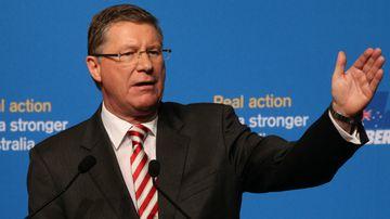 Victorian Premier Denis Napthine. (AAP)