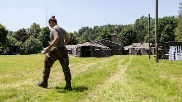 For the first time ever, the Swiss army is going to give its female recruits women's underwear.