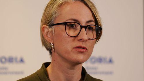 Dr Annaliese van Diemen, Victoria Deputy Chief Health Officer.