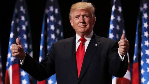 The new US president has vowed to tighten the country's borders. (AAP)