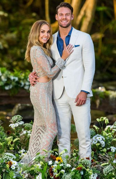 The Bachelorette Australia's Angie picks her winner.