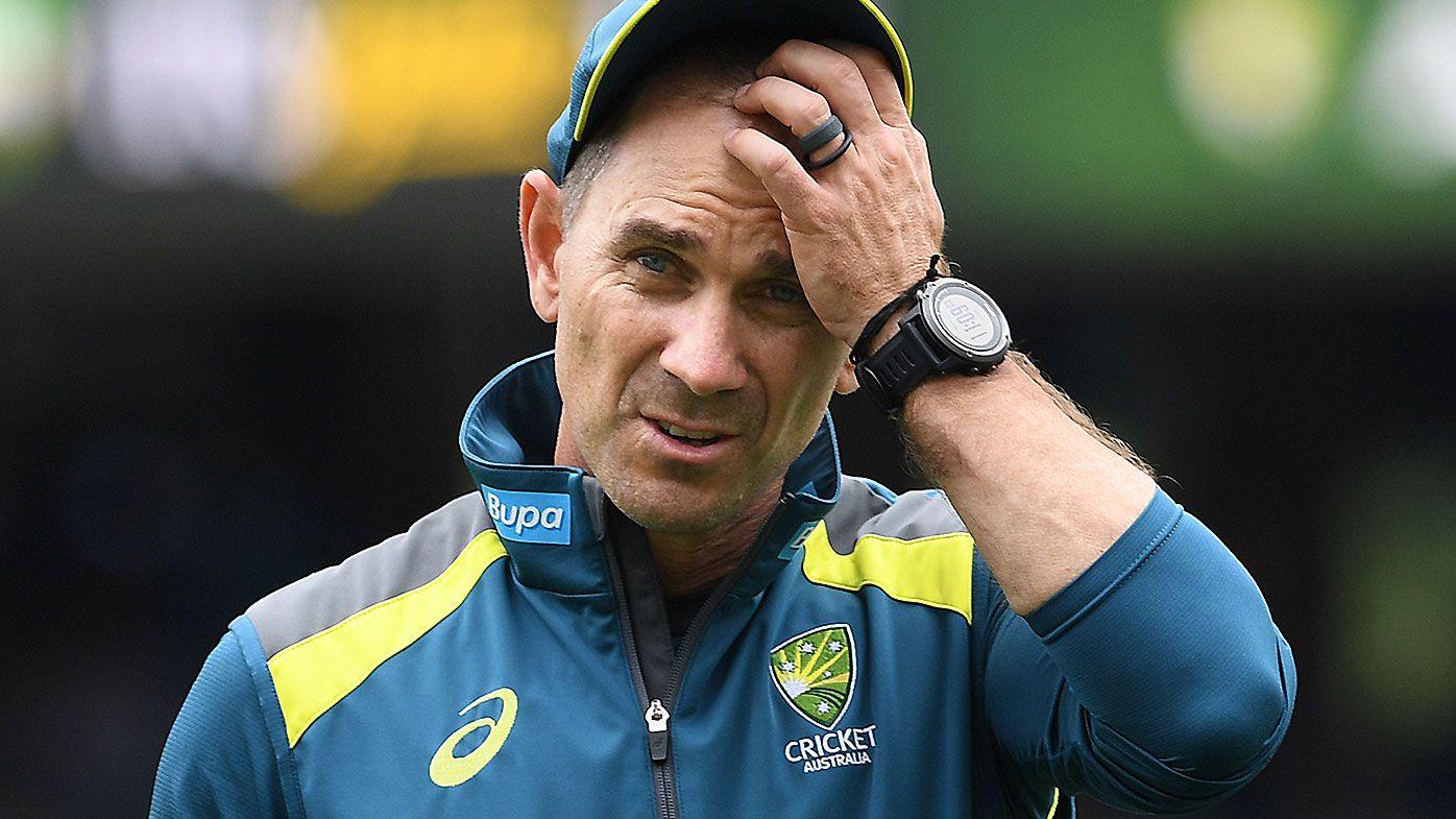 Justin Langer questions double-standard after Virat Kohli's aggressive wicket celebrations