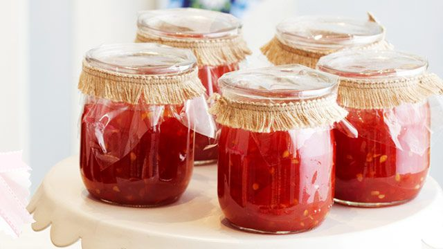 Chilli jam recipes