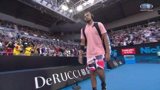 Tennis News Bernard Tomic Lining Up For Australian Open