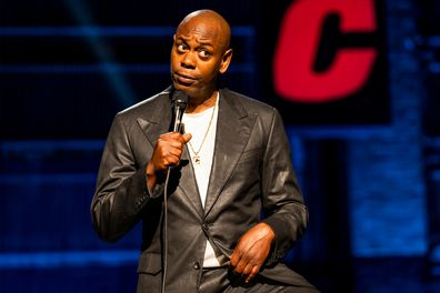 Dave Chapelle in The Closer