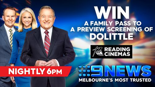 Would you like to attend a preview screening of Dolittle?
