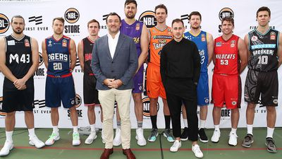 NBL teams up with First Ever Apparel