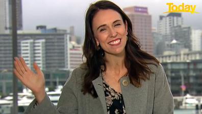 Speaking to Today, Jacinda Ardern predictedadventure seekers will start heading to New Zealand in the school holidays.