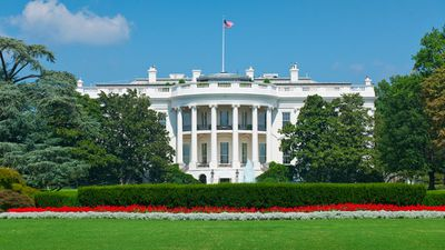 The first family cannot move in to the White House until January 20, and the move has to be completed within 12 hours.