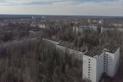 Photographer's haunting images of Chernobyl 33 years after nuclear disaster