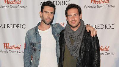 Adam Levine's brother Michael Levine