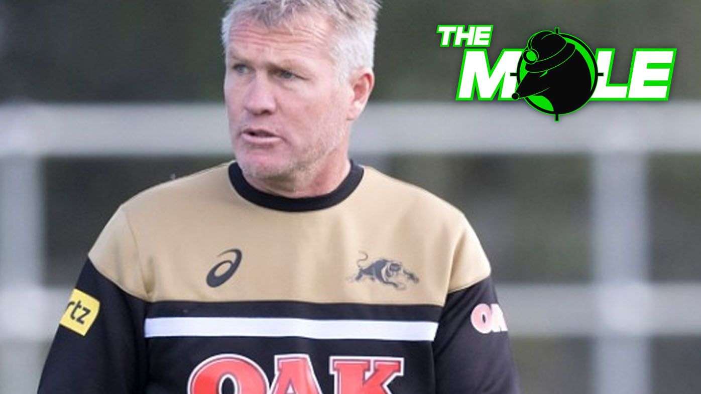 NRL: Gold Coast Titans meet with NSW Cup coach Garth Brennan