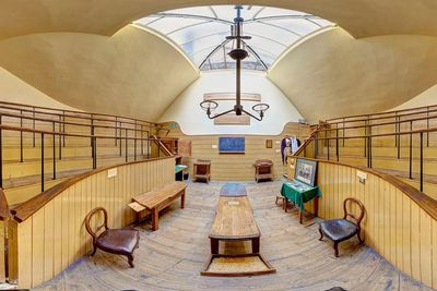 <strong>Old Operating Theatre Museum</strong>
