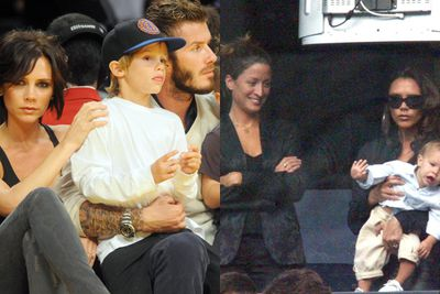 In one of the biggest tabloid frenzies in recent history, nanny to the Beckhams, Rebecca Loos, revealed in 2004 that she'd slept with David Beckham on multiple occasions.  Loos sold her story to Sky News for a six-figure sum and took on Z-list celebrity status