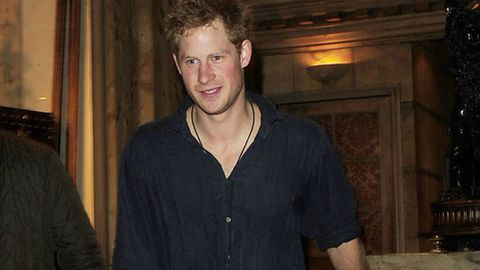 Prince Harry's nude romp was caught on tape, witness claims there were drugs at the party