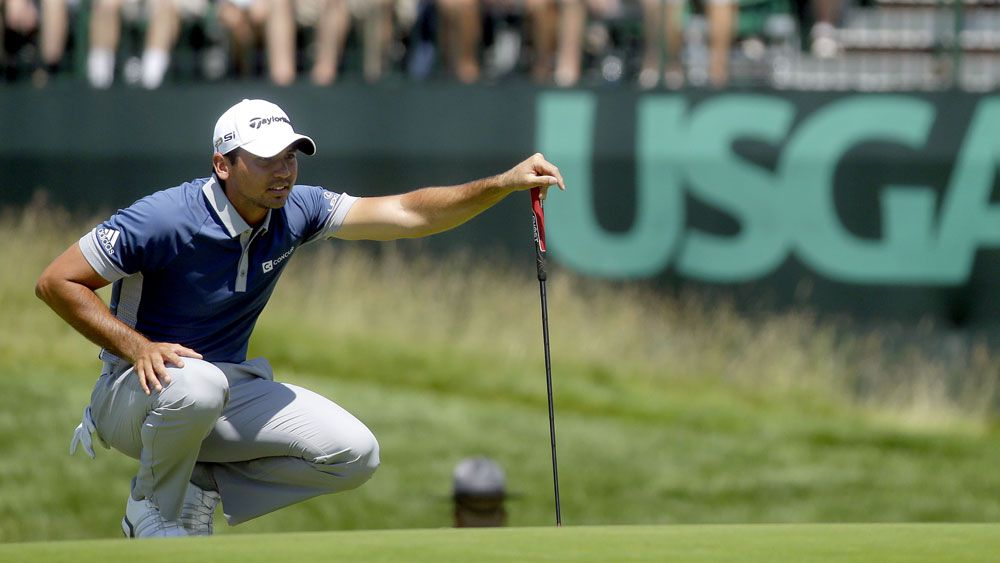 Scott poised, Day survives at US Open