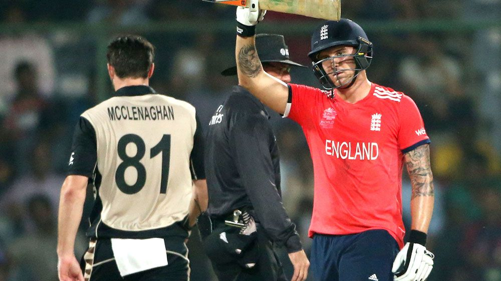 Roy smashes England into W T20 final
