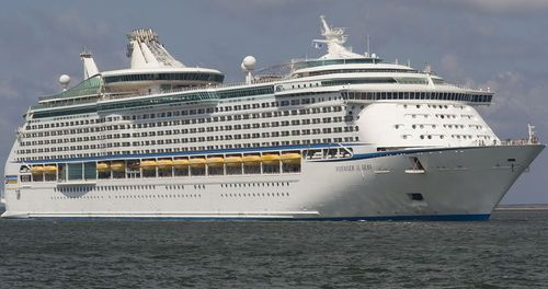 The company said they have no tolerance for violence aboard their vessels. (File)