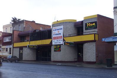 The Metro nightclub - the last place Janine Vaughan was seen.