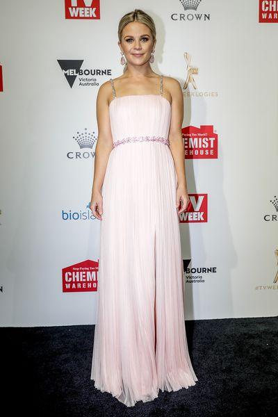 <p>Emma Freedman in Christah Lea</p>