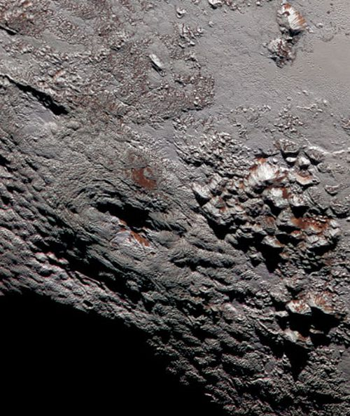 NASA aim to learn more about Pluto in its New Horizons mission scheduled for next year. (NASA).