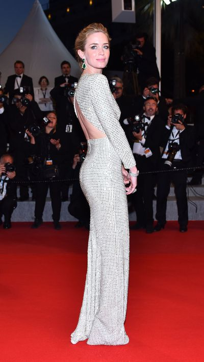 Emily Blunt in Stella McCartney<br>