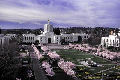 <strong>Salem, Oregon</strong>