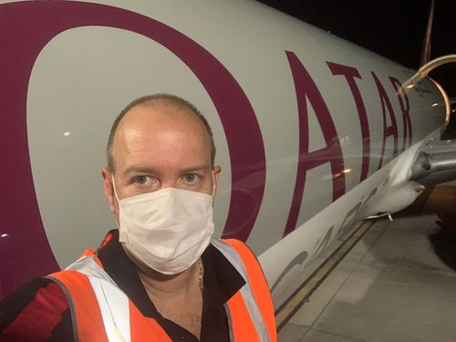 Cameron Croucher wants his job to be classified by government as similar to air crew, so he does not have to face 14 days of quarantine every time he boards a plane to escort horses across the globe.