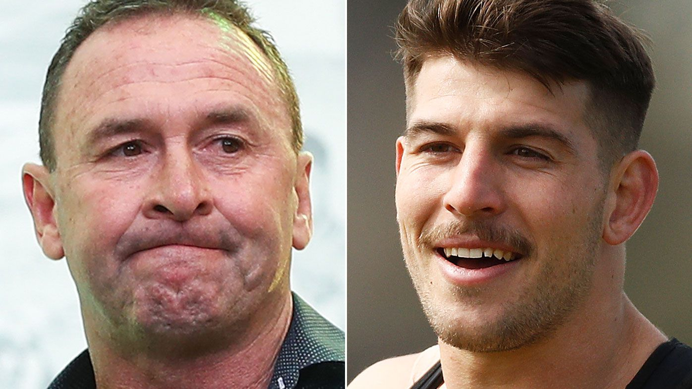 Ricky Stuart 'p---ed off' after Raiders recruit Curtis Scott charged by police