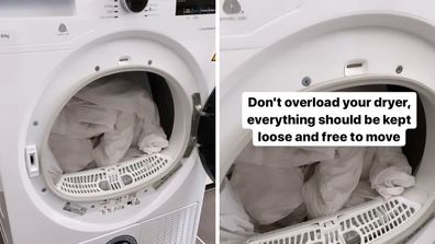 Mum's genius laundry hack stops annoying problem and speeds up drying